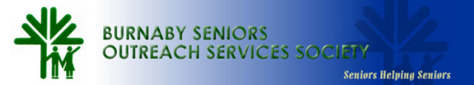 Burnaby Seniors Outreach Services Society