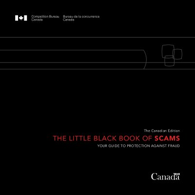 Little Black Book of Scams cover